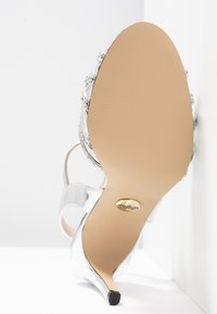 Buffalo - AFTERGLOW - High heeled sandals - silver - 6