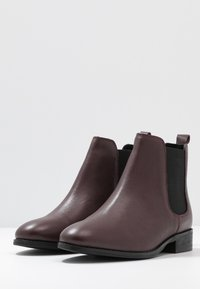 Office Wide Fit - BRAMBLE WIDE FIT - Ankle boots - oxblood - 4