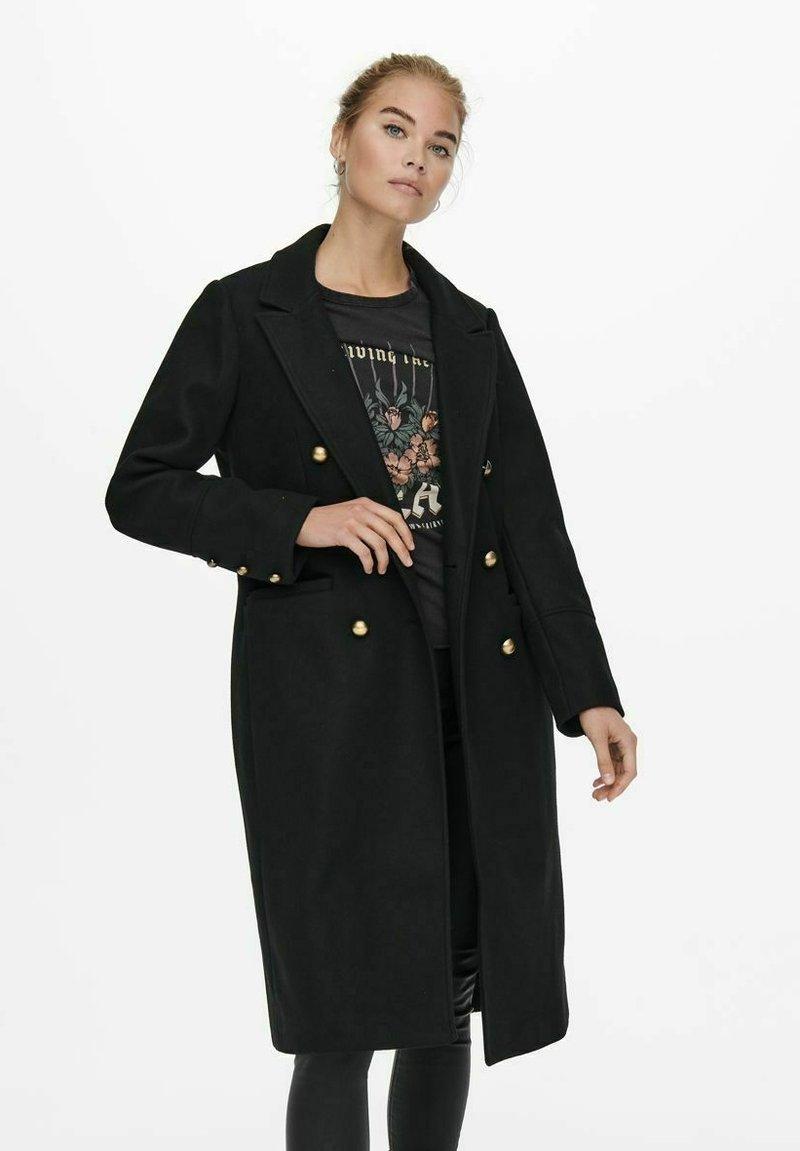 ONLY - Trenchcoat - black