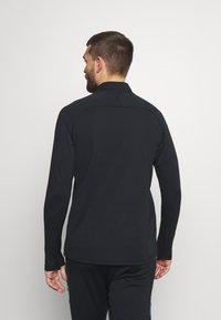 Nike Performance - Sports shirt - black/green strike - 2