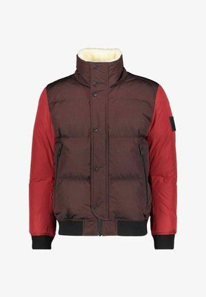 OSK - Down jacket - rot