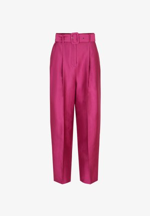 Trousers - bouganville