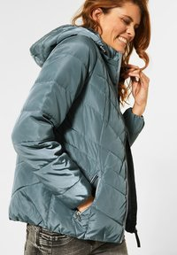 Cecil - GESTEPPTE - Winter jacket - grün - 2