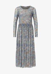 Rich & Royal - Maxi dress -  sage mint - 0