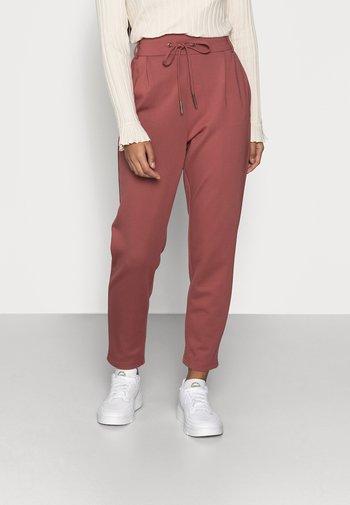 ONLPOPTRASH EASY COLOUR PANT - Trousers - apple butter