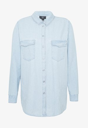 SHIRT - Skjorte - blue