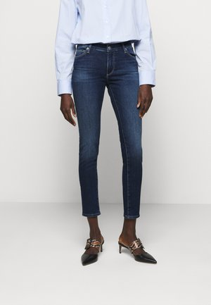 ANKLE - Jeans Skinny Fit - blue denim