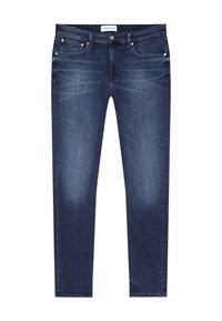 Calvin Klein Jeans - Slim fit jeans -  BLACK - 0