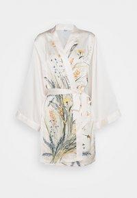 Etam - ERNY DESHABILLE - Dressing gown - ecru - 0