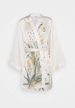 ERNY DESHABILLE - Dressing gown - ecru
