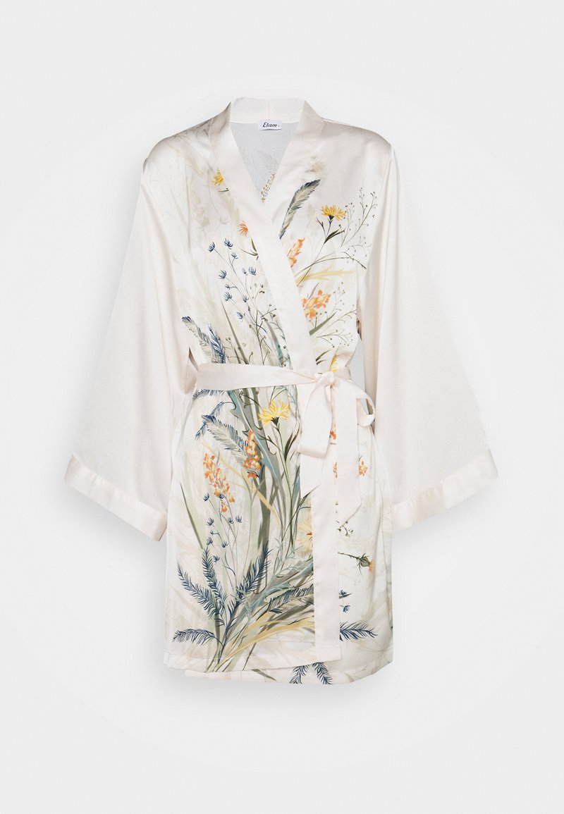 Etam - ERNY DESHABILLE - Dressing gown - ecru