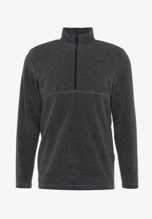GECKO - Fleece jumper - ebony