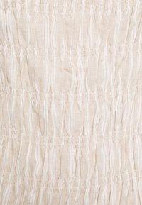 Cream - FILUMIA BLOUSE - Blouse - sesame white melange - 2