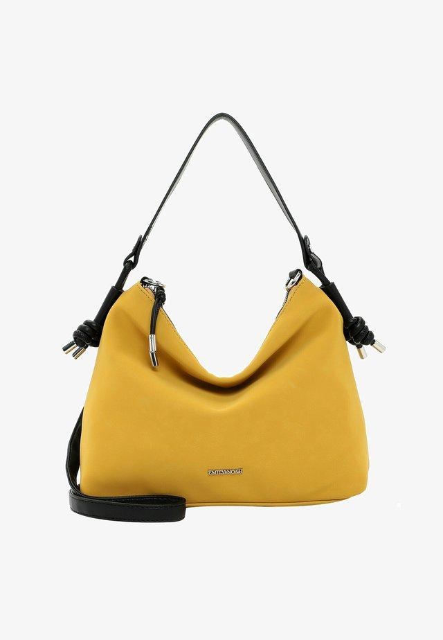 ERIKA - Käsilaukku - yellow