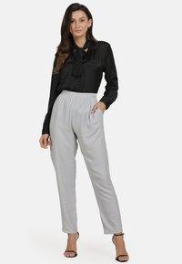 usha - Trousers - grey - 1