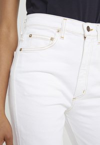 Agolde - HIGH RISE WAIST - Relaxed fit jeans - milk - 4
