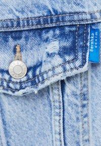 Bershka - Veste en jean - light blue - 5