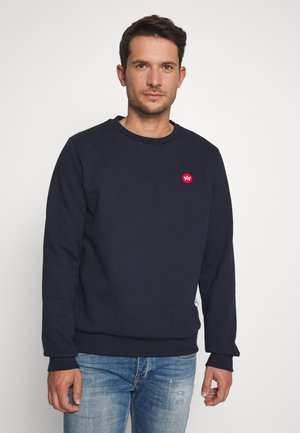 LARS RECYCLED - Sweatshirt - navy
