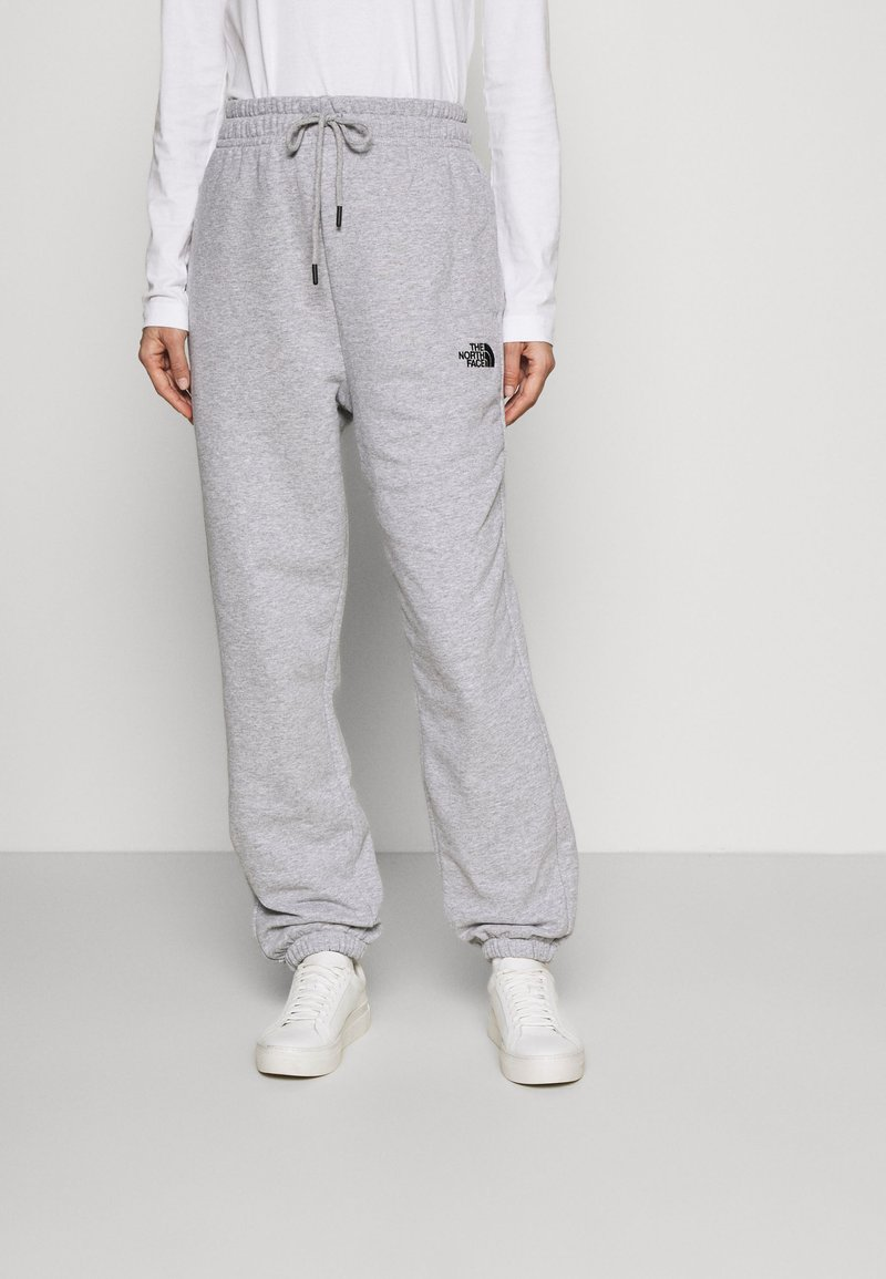 The North Face - ESSENTIAL - Pantalon de survêtement - light grey heather