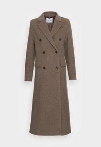 COAT - Classic coat - taupe