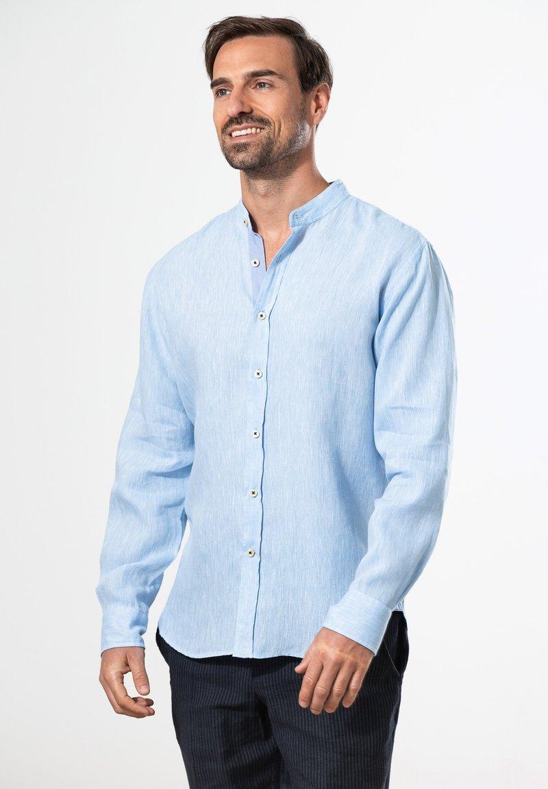 Francesco Fabbri - Shirt - hellblau