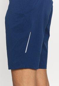 Jack Wolfskin - GRADIENT SHORT  - Sports shorts - dark indigo - 4
