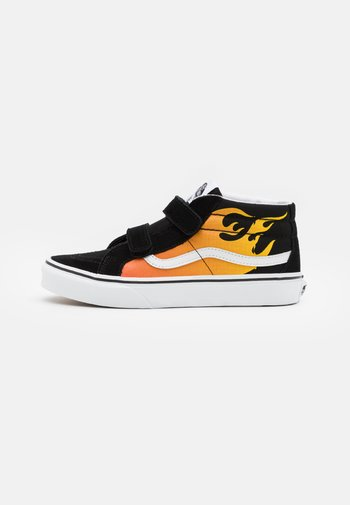 SK8-MID REISSUE  - High-top trainers - black/true white