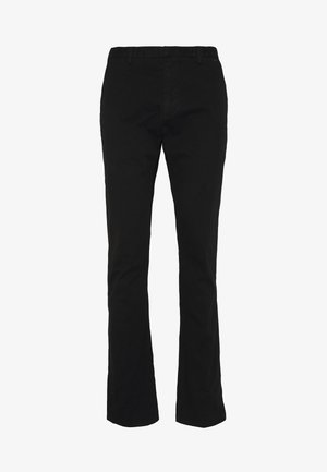 GLEN - Chinos - black