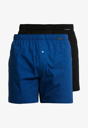 2 PACK - Boxer shorts - dark blue/black