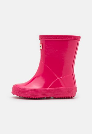 KIDS FIRST CLASSIC GLOSS - Wellies - bright pink