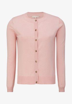 Cardigan - quartz pink