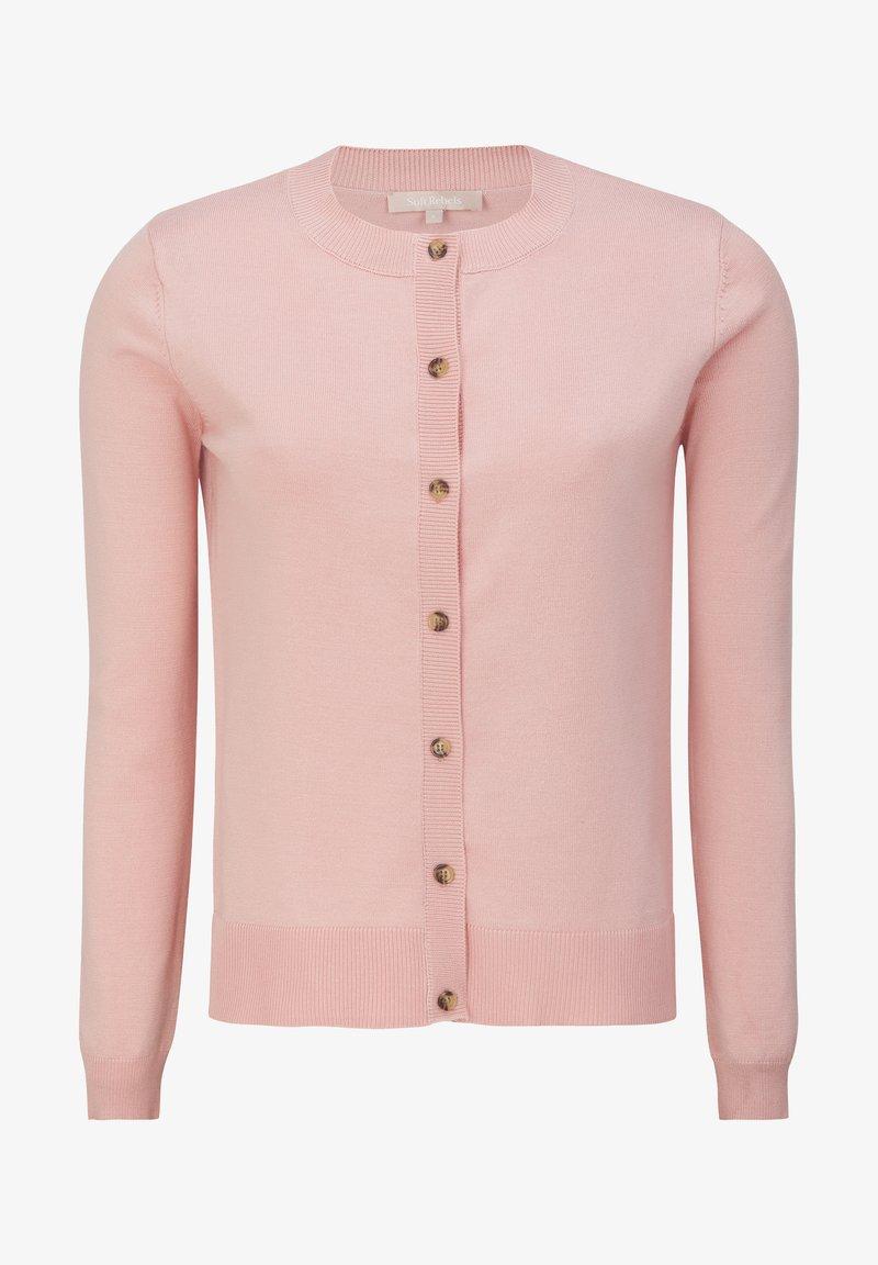 Soft Rebels - Long sleeved top - quartz pink