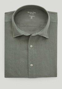 Massimo Dutti - Shirt - evergreen - 2