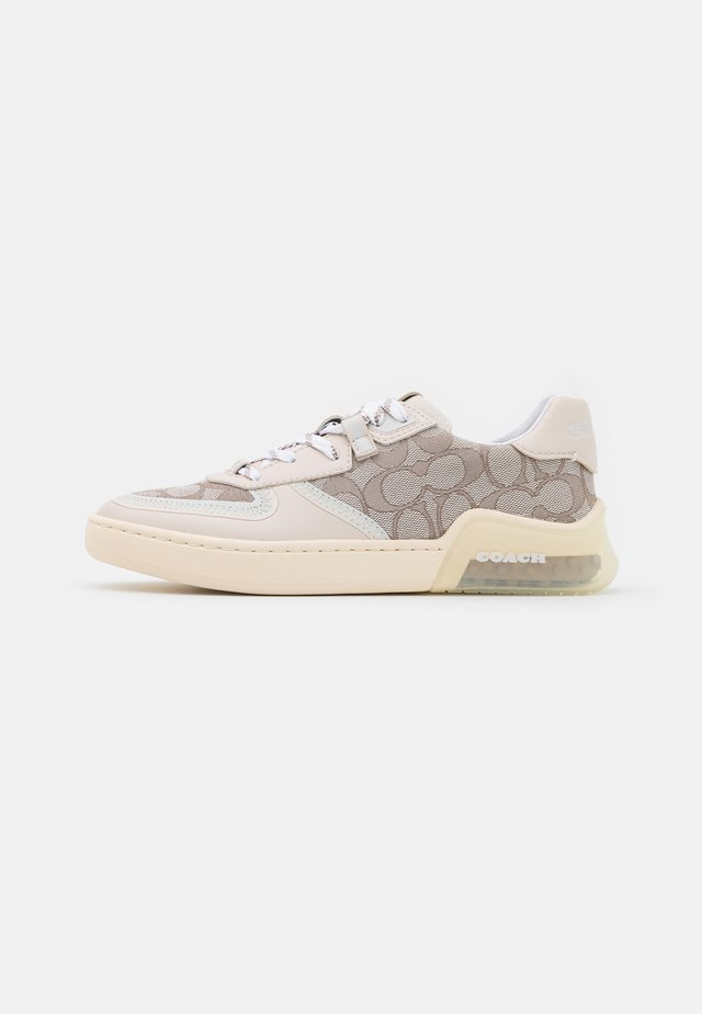 CITYSOLE COURT - Sneakers laag - stone/chalk