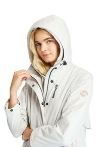 Timberland - SHORT  - Summer jacket - white sand - 4