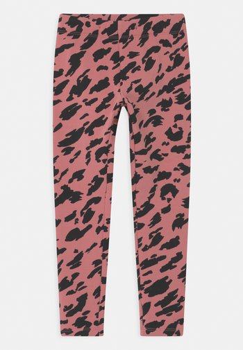 MINI BASIC - Legíny - dusty pink