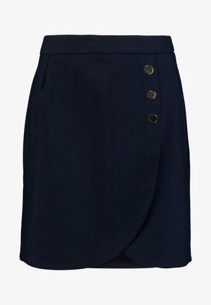 LAROUND - Mini skirts  - bleu marine