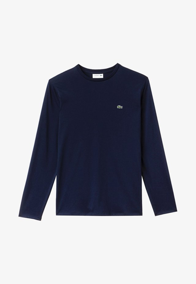 TH6712 - T-shirt à manches longues - navy blue