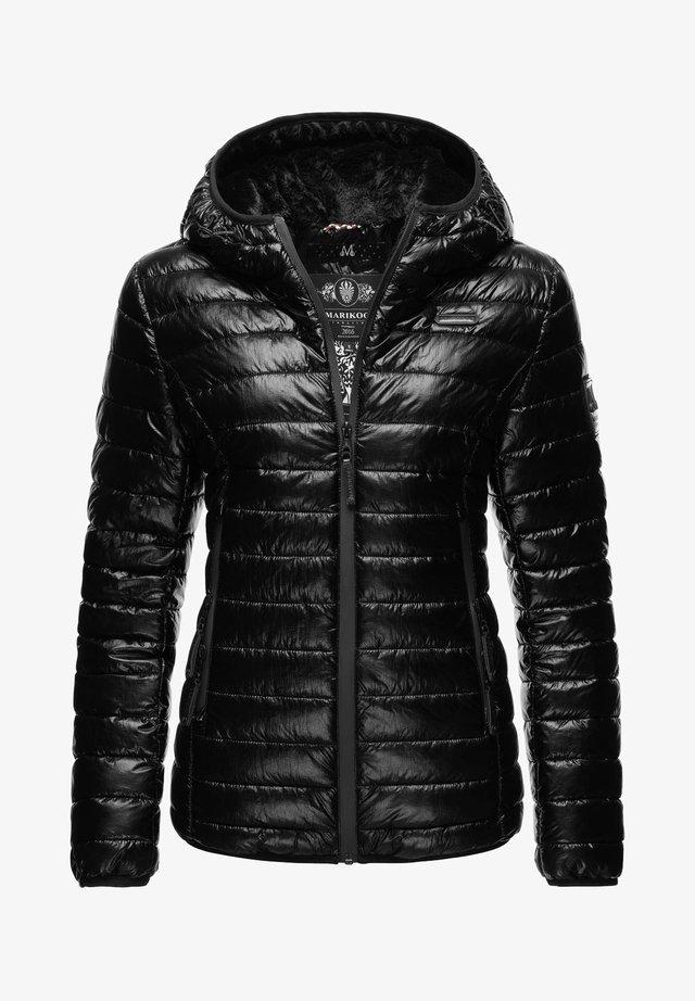JAYLAA - Winter jacket - black