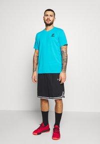 Fanatics - NFL MIAMI MARLINS SHORT SLEEVE  - T-shirt z nadrukiem - blue - 1