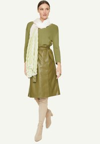 comma - LANGARM - Jumper - spring green - 1