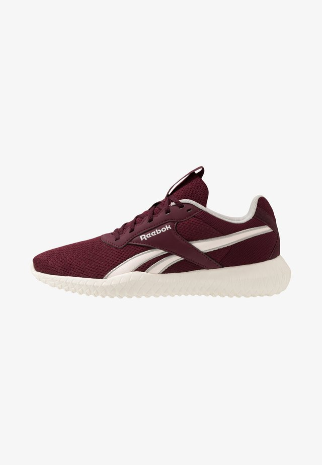 FLEXAGON ENERGY TR 2.0 - Obuwie treningowe - maroon/pink/grey