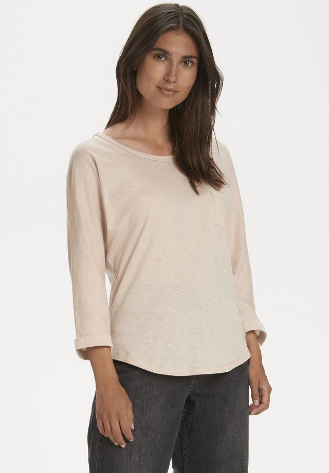 BIRTEPW - Long sleeved top - cameo rose