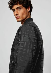BOSS - Bomber Jacket - black - 4