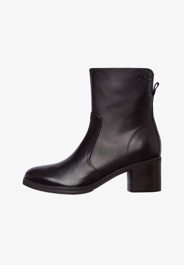 STYLE SOFIA STIEFELETTE - Korte laarzen - black