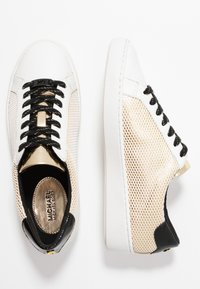 MICHAEL Michael Kors - IRVING LACE UP - Sneakers - gold/multicolor - 3