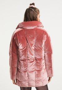 myMo - Winter jacket - altrosa - 2