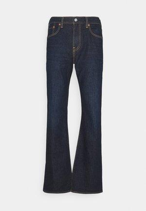 527 - Bootcut jeans - dark-blue denim
