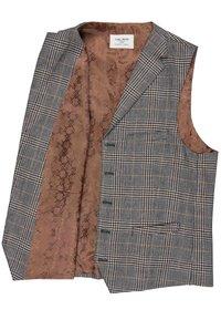 Carl Gross - Suit waistcoat - dunkelblau - 1