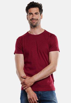 MY FAVORITE - Basic T-shirt - rot